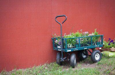gardening carts